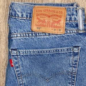 Vintage Levi Skinny Jeans
